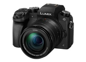 Panasonic Lumix G7 + 12-60mm