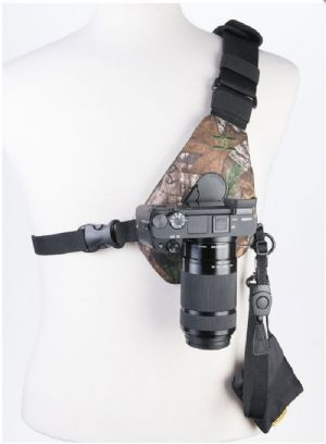 Cotton Carrier Skout Sling Style Harness Realtree Xtra Camo