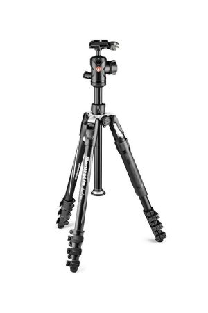 Manfrotto BeFree Advanced 2N1 travel tripod with built in monopod