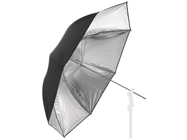 Lastolite 93cm Black/Silver/White Umbrella
