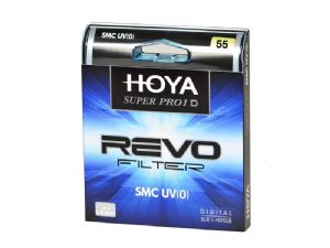 Hoya 55mm REVO SMC UV(O) Filter
