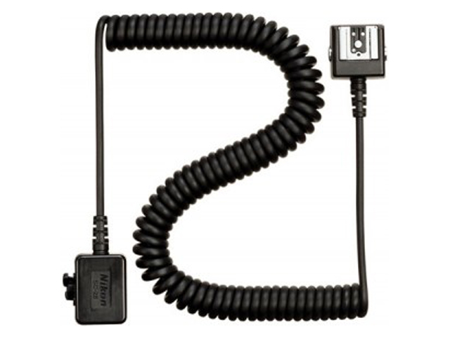 Nikon SC-28 TTL Sync Cord for Off-Camera Flash