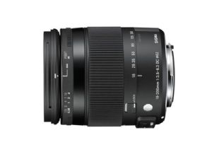 Sigma 18-200mm F3.5-6.3 DC Macro OS HSM Contemporary - For Canon