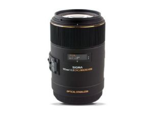 Sigma 105mm F2.8 EX DG MACRO OS HSM - For Canon