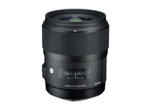 Sigma 35mm F1.4 DG HSM Art - For Canon
