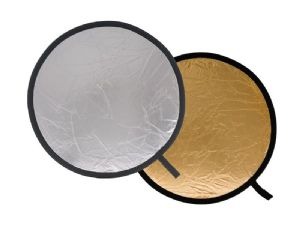 Lastolite Collapsible Reflector 30cm Silver/Gold LL LR1234