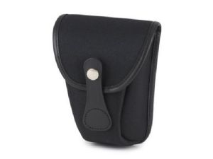 Billingham AVEA 7 End Pocket Black FibreNyte / Black Leather