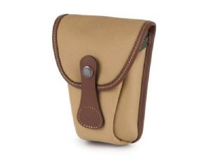 Billingham AVEA 7 End Pocket Khaki Canvas / Tan Leather