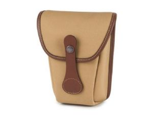 Billingham AVEA 8 End Pocket Khaki Canvas / Tan Leather