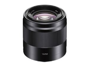 Sony E 50mm f/1.8 OSS Black