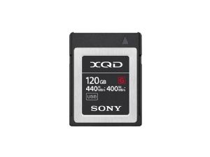 Sony 120Gb XQD G Series Professional Memory Card 5x Stronger QD-G120F