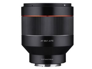 Samyang 85mm f1.4 AF FE (Sony Full-frame E Mount)