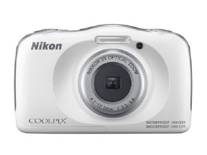 Nikon CoolPix W150 White (WITHOUT Child's BackPack)