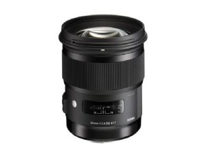 Sigma 50mm F1.4 DG HSM Art - For F/L Mount