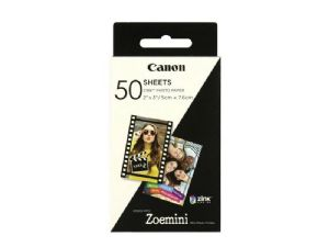 Canon ZoeMini Zink Photo Paper | 50 Sheets