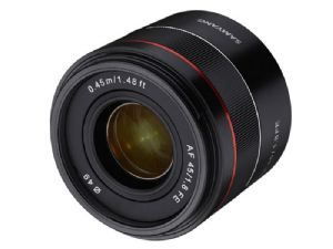 Samyang AF 45mm F1.8 SONY FE (Full-Frame E-mount)