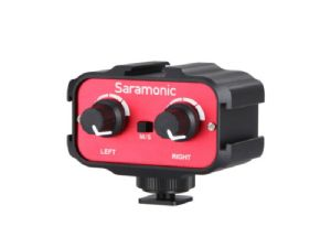 Saramonic Audio Adapter