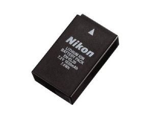 Nikon EN-EL20 Lithium-Ion Rechargeable Battery (1020mAh, for the Nikon CoolPix P1000 etc)