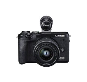 Canon EOS M6 MK II + 15-45 IS STM + EVF
