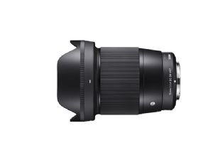 Sigma 16mm F/1.4 DC DN Contemporary - For Canon EF-M