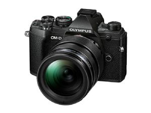 Olympus OM-D E-M5 MKIII + 12-40mm f2.8 Kit Black