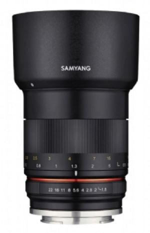 Samyang 85mm F1.8 ED UMC CS SONY E
