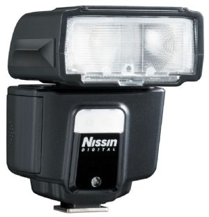 Nissin i40- for SONY MI (Multi Interface Shoe)
