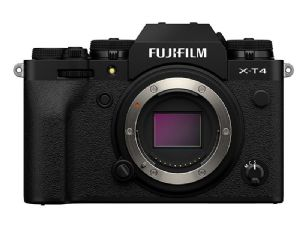 Fujifilm X-T4 Body Only - Black