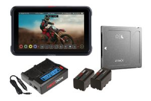 Atomos Ninja V HDMI Monitor/Recorder Bundle Kit