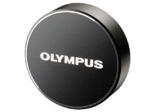 Olympus LC-61 Metal Cap for Olympus 75mm F1.8 Black
