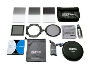 LEE Filters (LEE100mm System) Deluxe Kit + 0.6 Very Hard Grad