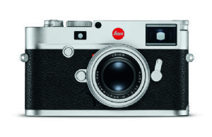 Leica M10-R Silver chrome finish
