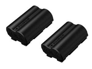 Fujifilm NP-W235 Lithium-Ion Rechargeable Battery Twin Pack