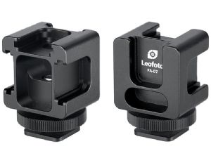 Leofoto FA-07 Multi Cold Shoe Adapter