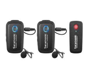 Saramonic BLINK 500 B2 ULTRACOMPACT WIRELESS CLIP-ON MIC SYSTEM