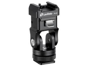 Leofoto FA-15 + FA-10 Quick Release Flash Hotshoe Adapter Kit