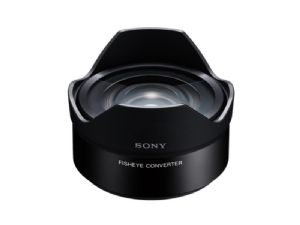 Sony VCL-ECF2 Fisheye Converter Black for E 20mm f/2.8 & E 16mm f/2.8 Pancake