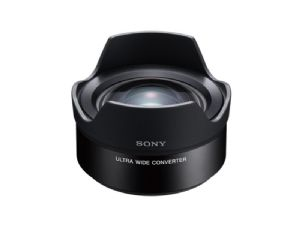 Sony VCL-ECU2 Ultra Wide Conveter Black for E 20mm f/2.8 & E 16mm f/2.8 Pancake