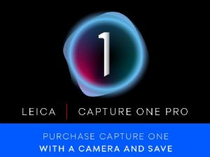 Capture One Pro 21 for Leica Camera Bundle