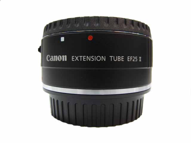Canon EF25 extension tube II