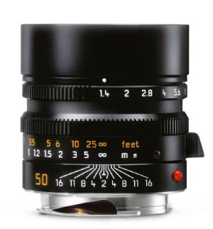 Leica 50mm F1.4 Summilux-M ASPH - (demo model only in stock)