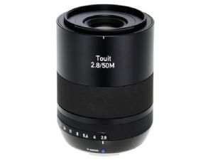 Zeiss Touit 50mm F2.8 Makro - Fuji X-Mount