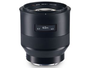 Zeiss Batis 85mm F1.8 Sonnar Sony Full Frame E-Mount