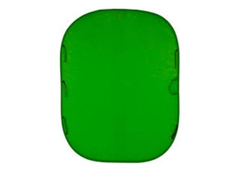 Lastolite Collapsible 1.8m x 2.75 Chromakey Green Background LL LC6981