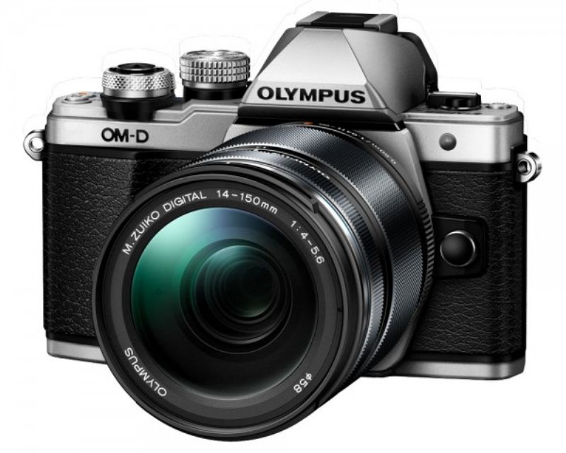 Olympus OM-D E-M10 MK II Silver + 14-150mm II --LCE Exclusive Kit--