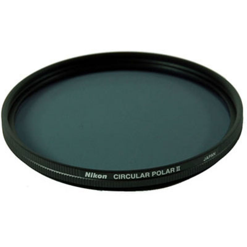 Nikon 72mm PL2 Circular Polarizing Filter II