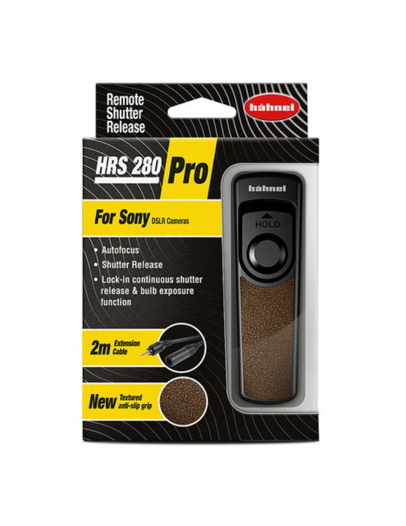 Hahnel HRS 280 PRO Wired Remote - Sony