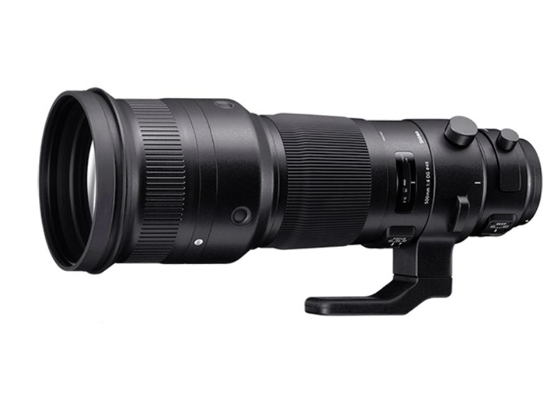 Sigma 500mm F4 DG OS HSM Sport - For Canon