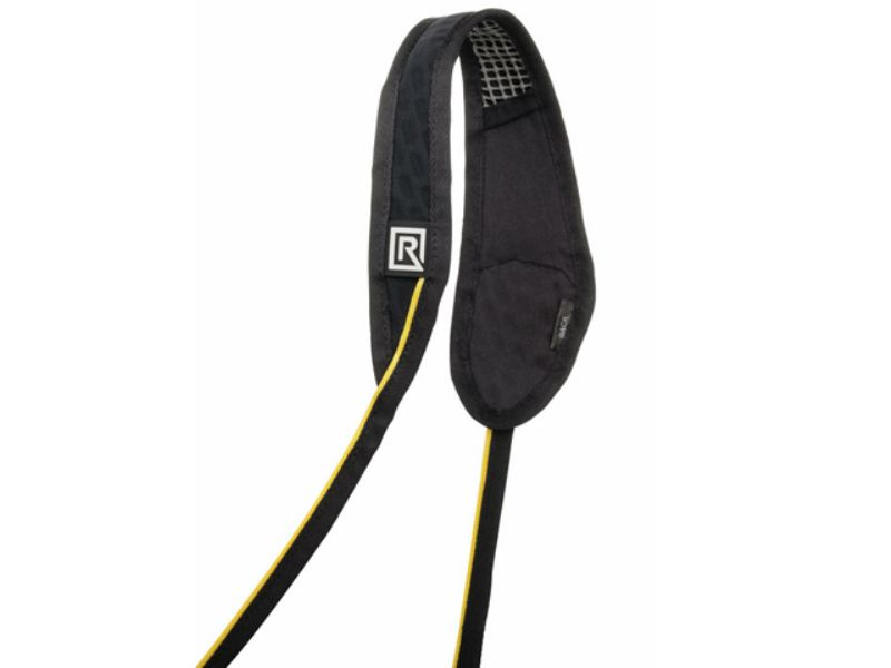 BlackRapid Street Breathe Camera Strap (Black/Yellow)