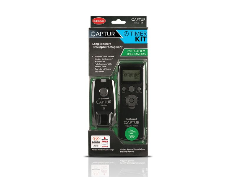 Hahnel Captur Timer Kit for Fujifilm Cameras